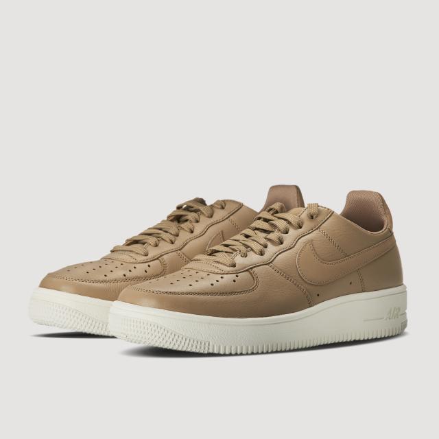 Air Force 1 Ultra Force Leather Shoe (KHAKI/KHAKI-SUMMIT WHITE)