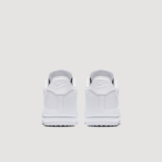 Lunar Force 1 Low Winter Duckboot (WHITE/WHITE-WHITE)