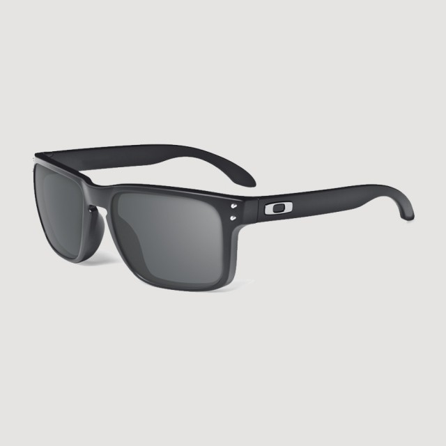 Holbrook (Matte Black w/Warm Grey)