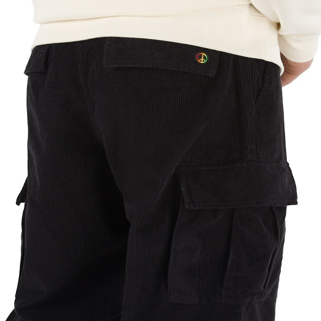 TYSON P LOOSE TAPERED CORD CARGO PANT