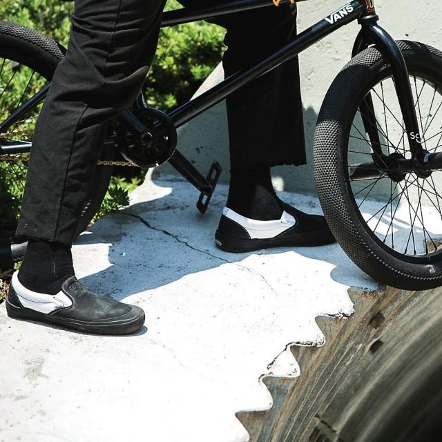 BMX Slip-On