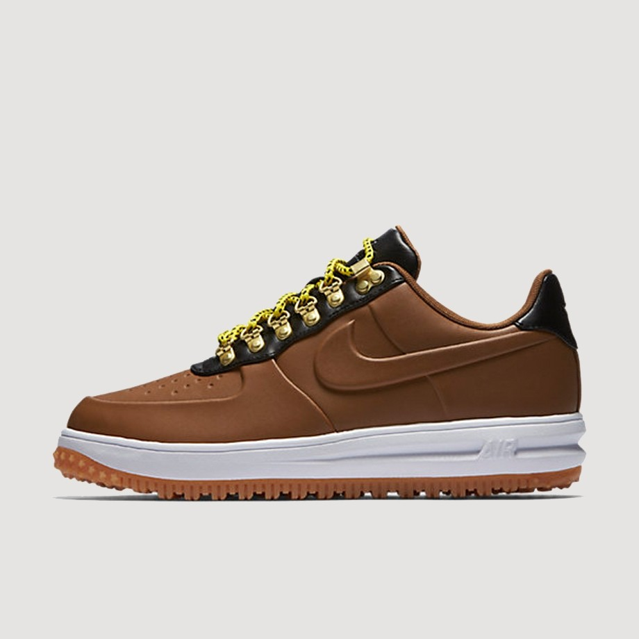 Lunar Force 1 Low Duckboot Pig Shoes