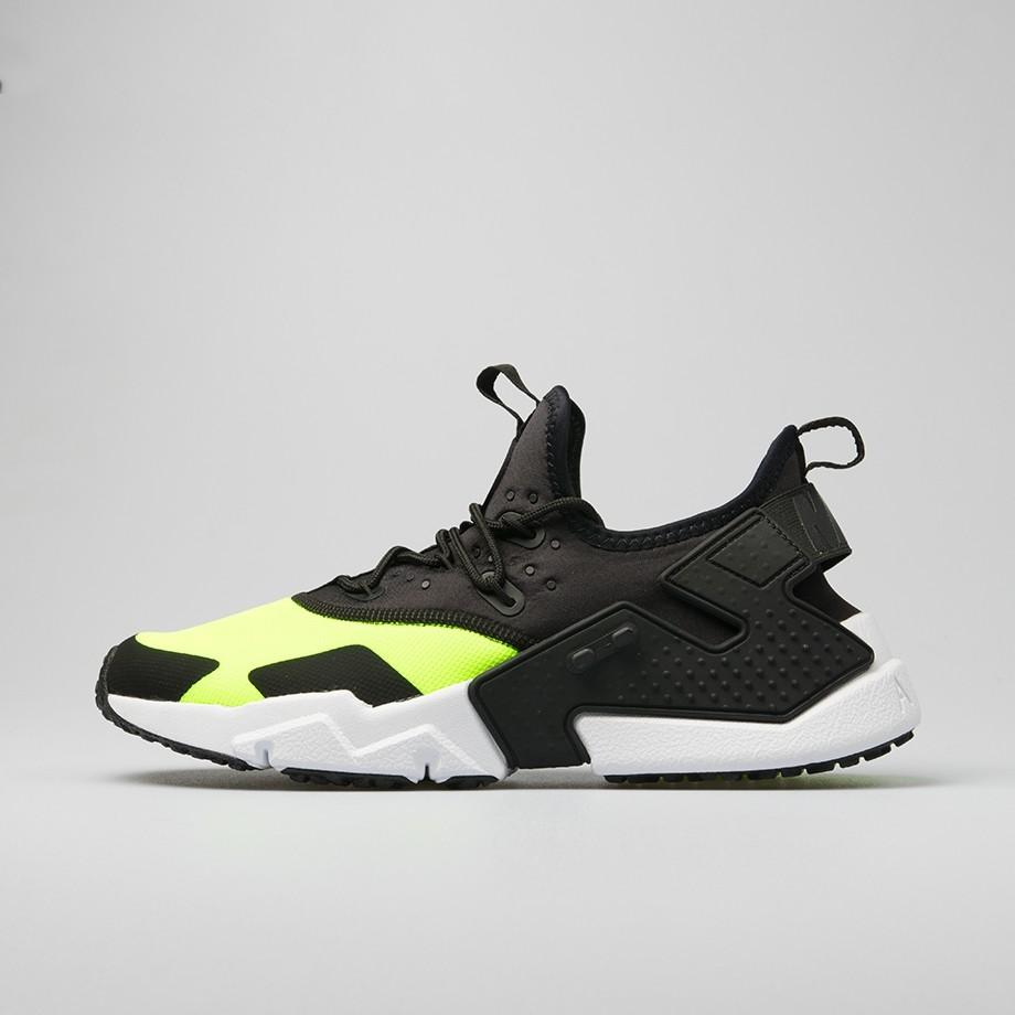 Nike Air Huarache Drift Light Bone Black | Footshop